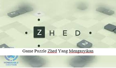 REKOMENDASI GAMES PUZZLE YANG MENGASYIKAN!